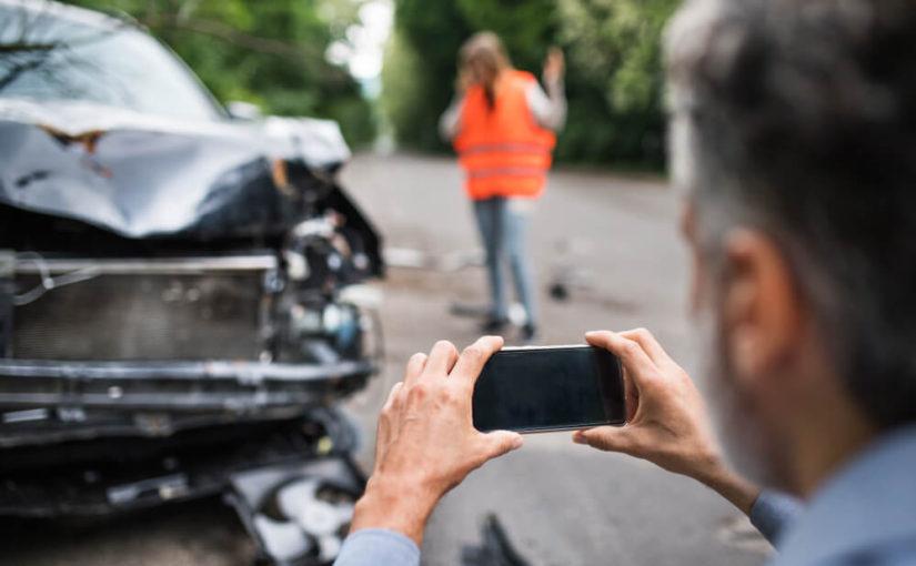 交通事故~相手の身元確認について~
